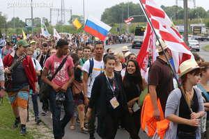 Pielgrzymi z Warmii i Mazur na Światowych Dniach Młodzieży