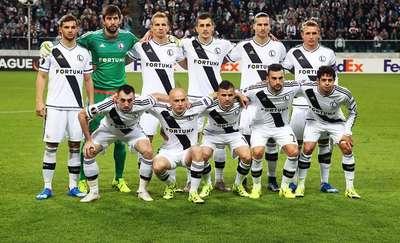 Legia powalczy dalej o grę wśród Mistrzów