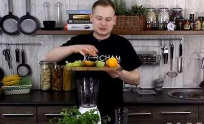Przepis na smoothies
