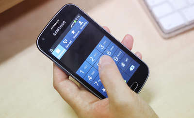 Smartfon to taki Wielki Brat, tyle że w naszej kieszeni