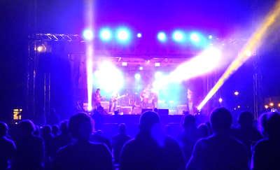 Pisz Music Festival: Kasa Chorych leczyła widzów muzyką