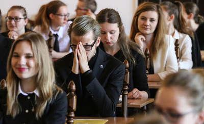 Maturzyści napisali ostatni egzamin