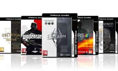 Skyrim, Wolfenstein i kilka innych tytułów trafi do serii Premium Games