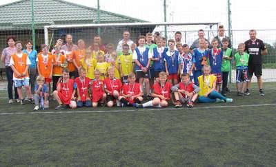 Dziewczęta z Tylic oraz chłopcy z Brzozia zwycięzcami turnieju