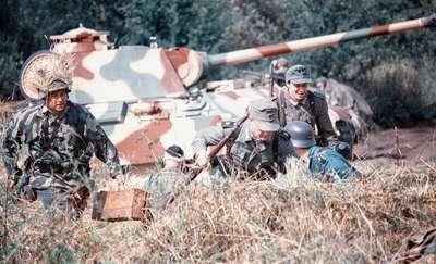 Walkiria, czyli Bitwa Czołgów