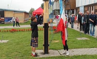 Puchar Mazur w klasie Optimist na jeziorze Niegocin