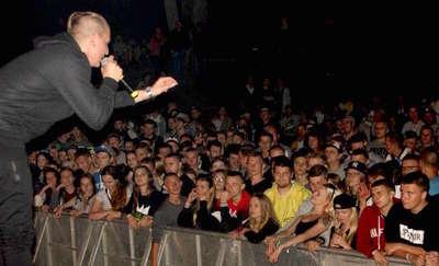 Rozpoczęło się mazurskie święto hip- hopu