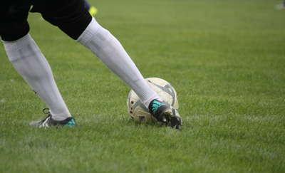 Piłkarskie sparingi: grają wszystkie drużyny z powiatu bartoszyckiego