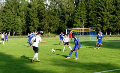 1/32 Pucharu Polski: Rominta Gołdap - Arka Gdynia 1:4 (0:2)