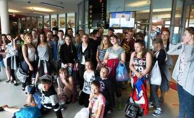 Sokólska młodzież aktywnie rozpoczęła wakacje