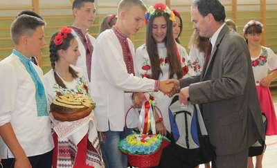 Młodzi Ukraińcy przyjechali do Tuławek
