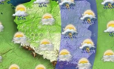W czwartek burze niemal w całej Polsce!