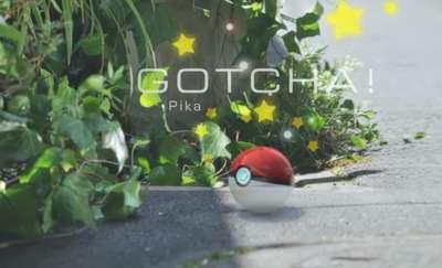 Abstrachuje sparodiowali graczy Pokemon GO!