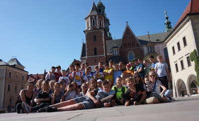 Odwiedzili Kraków