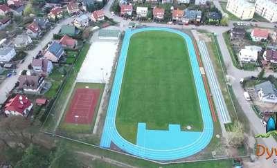 Stadion pod Olsztynem wyróżniony w ogólnopolskim konkursie