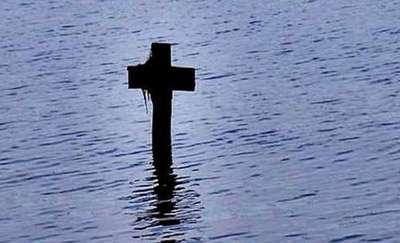 13 - latek utonął w rzece