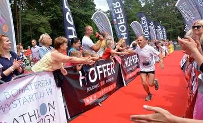 Dwa dni zabawy i rywalizacja triathlonistów w Lidzbarku