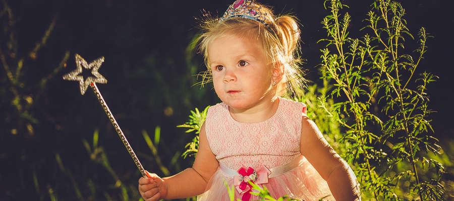 Księżniczka Zosia - sesja zdjęciowa