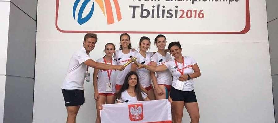Lekkoatletka z Dywit wicemistrzynią Europy Juniorów Młodszych!