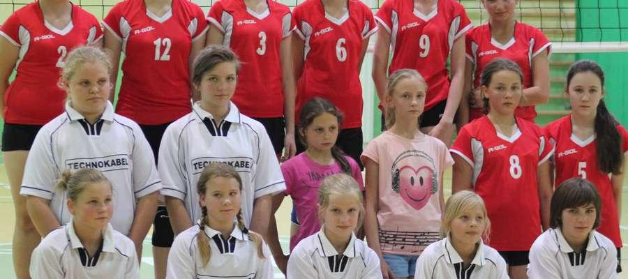 Siatkarki ze Szreńska
