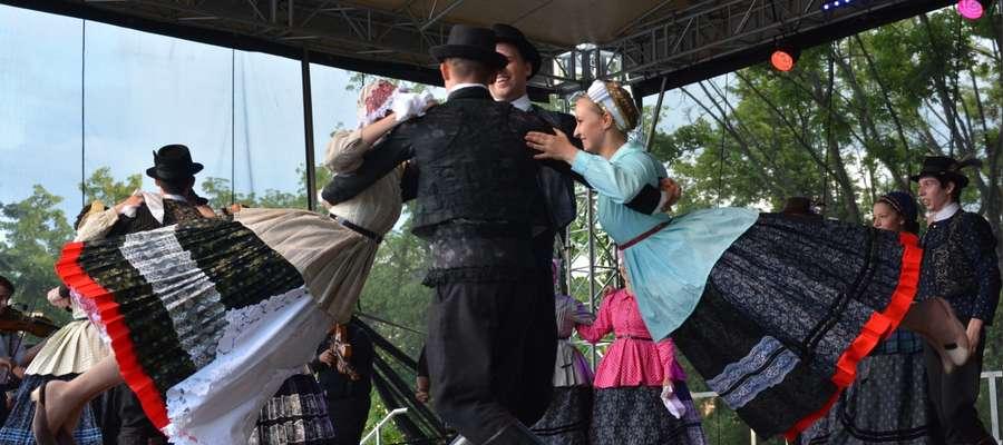 Święto folkloru na Mazurach