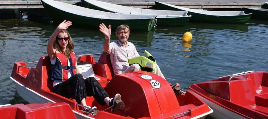 Czesi poznali atrakcje turystyczne powiatu i o tym napiszą w Travel Profi