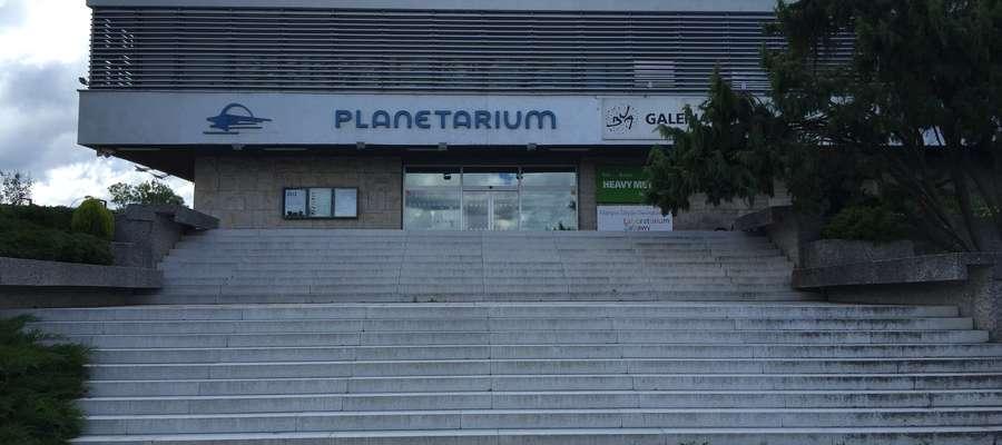 Planetaruim, Olsztyn,widok