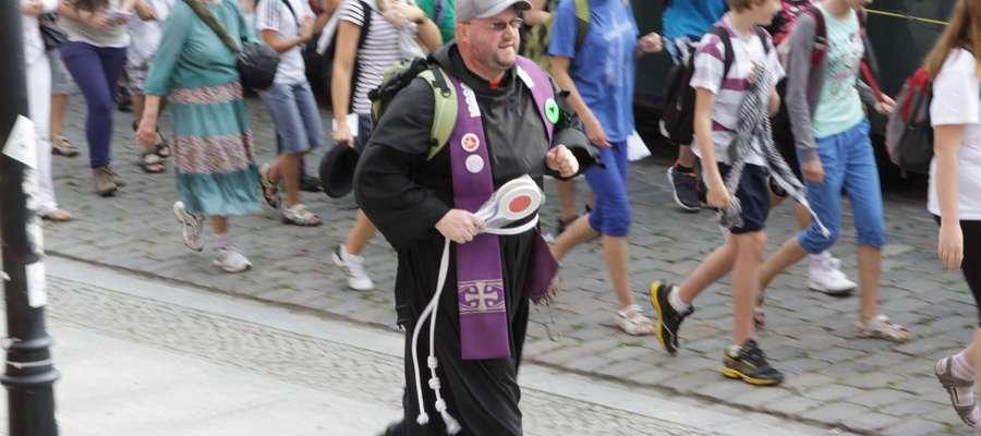 Pielgrzymi wyruszają do Częstochowy. Przyjdź ich pożegnać