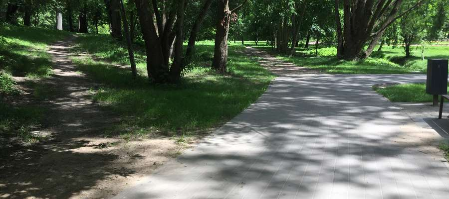 Park Centralny, Olsztyn
