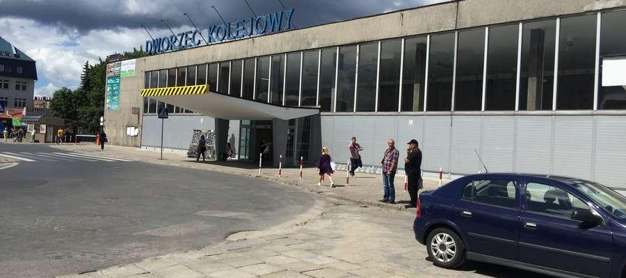 Dworzec Główny, Olsztyn