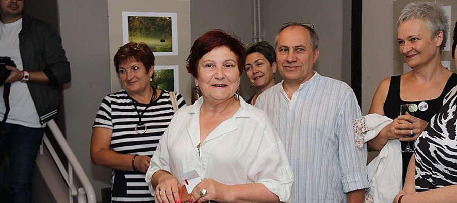 Wernisaż wystawy Teresy Fijałkowskiej