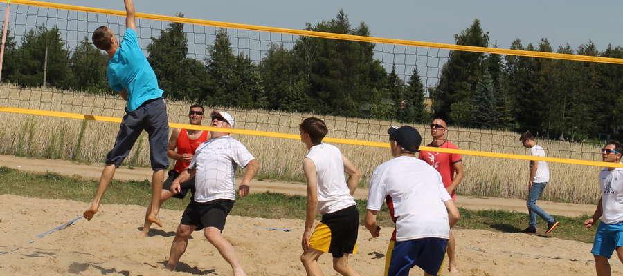 Foto-migawka z ubiegłorocznego turnieju w Osetnie