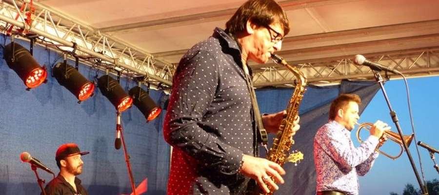 W Iławie każdy lubi dać jazzu — także Maciej Maleńczuk