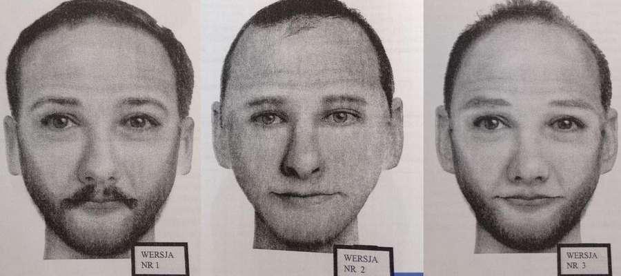 Ludzka czaszka znaleziona w lesie pod Spręcowem. Tak mógł wyglądać zamordowany mężczyzna