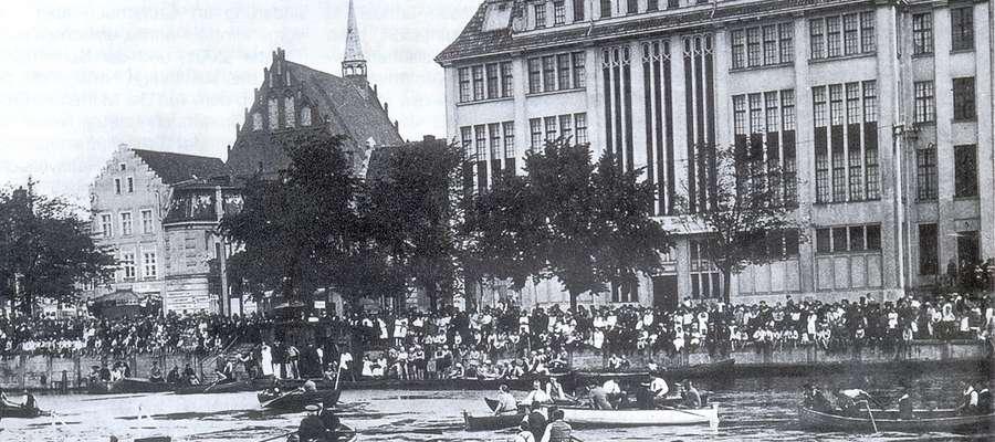Sport w Elblągu przed wojną