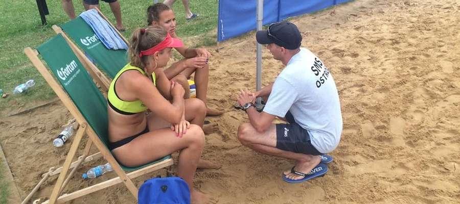 Siatkarki SMS Ostróda wywalczyły w Częstochowie brązowe medale