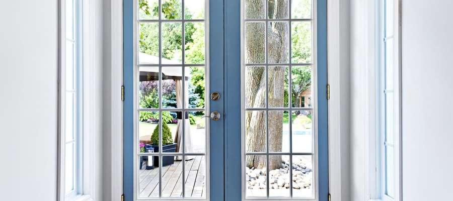 Malujemy płot, okna i drzwi