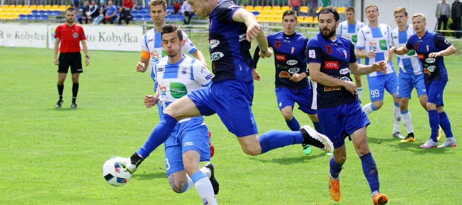 Olsztyński klub odniósł pewne zwycięstwo.