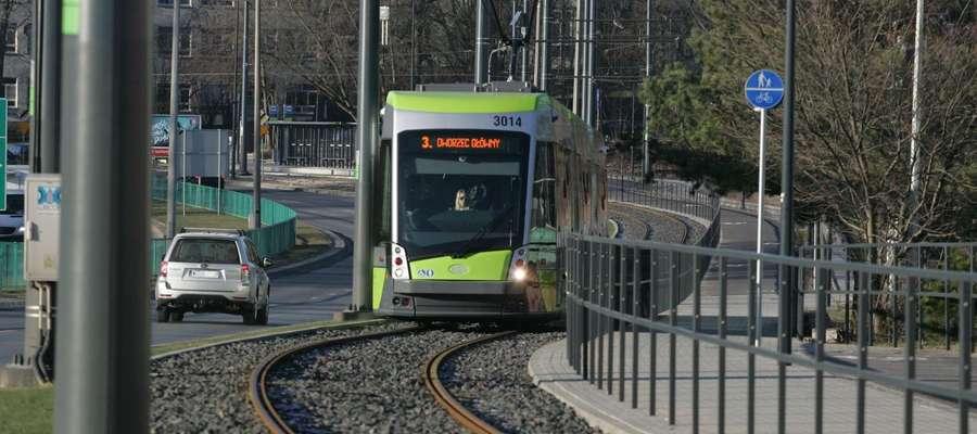 Uwaga! W weekend tramwaje w Olsztynie zawieszone. Będą naprawiać szyny