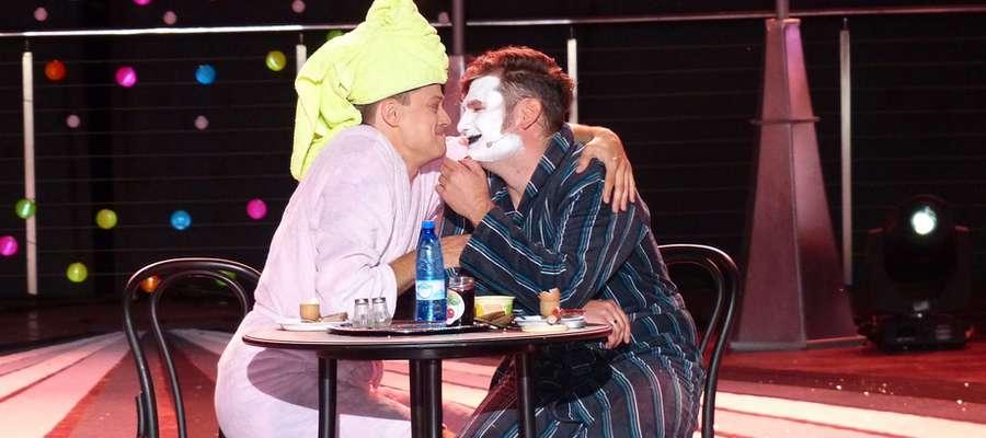 Kabaret Smile podczas 17. Mazurskiej Nocy Kabaretowej