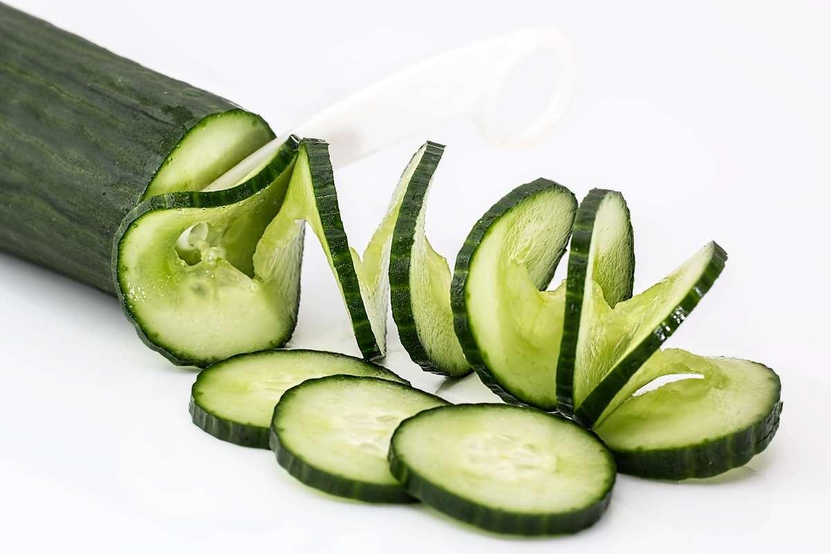 Nie rezygnuj z ogórków w diecie! - full image