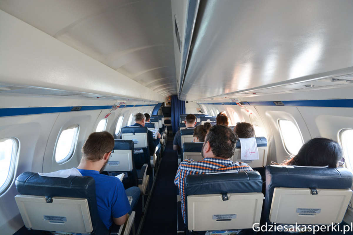 Czuliśmy się jak w prywatnym samolocie - full image