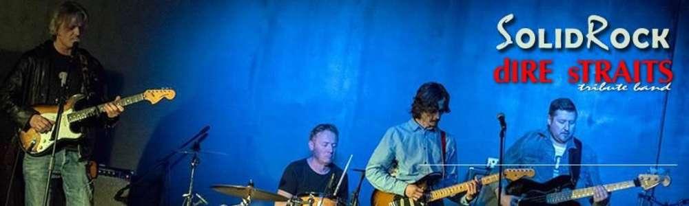Wieczór z SOLID ROCK - tribute Dire Straits band
