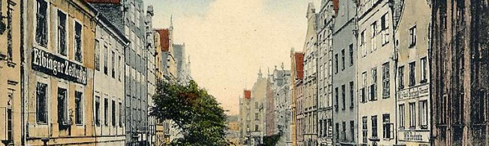 Z historii najpiękniejszej ulicy elbląskiego Starego Miasta