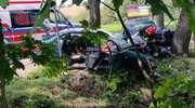 Kolejna tragedia na drodze. Jedna osoba nie żyje, pięć zostało rannych