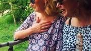 Krystyna Janda spędziła piękny weeknd na Mazurach