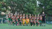 Piłka nożna. Dzieci z akademii Wkry Żuromin na obozie sportowym