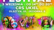 Święto kolorów na olsztyńskiej plaży
