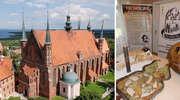 Kapsuła czasu znaleziona podczas remontu na wieży katedry we Fromborku