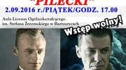 """Projekcja filmu """"Pilecki"""" oraz spotkanie z jego twórcami"""